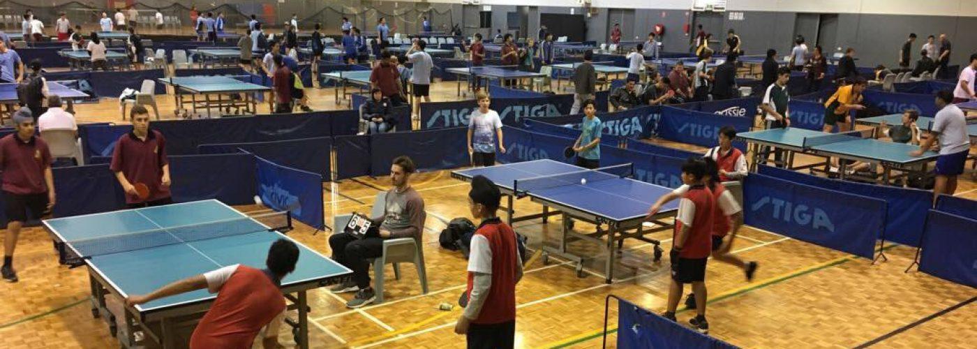 USA Table Tennis Schools